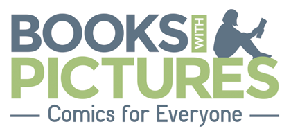 Book With Pictures logo